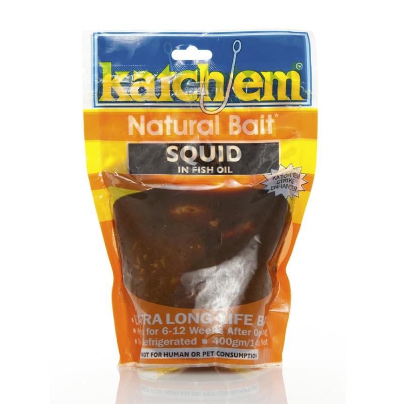 Katchem - Squid in Fish Oil - M4711A