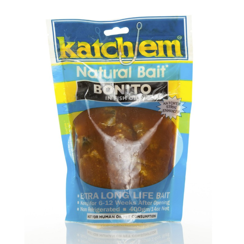 Katchem - Bonito In Fish Oil - M4715A