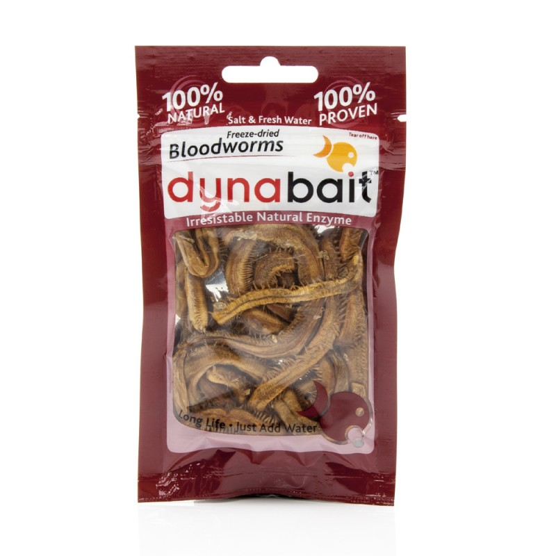 Dynabait Dry Bloodworms - M8785