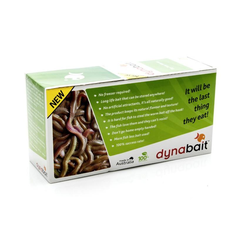 Dynabait Dry Tubeworms, Box 20 - M8786B